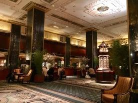 Lobby of Waldorf=Astoria