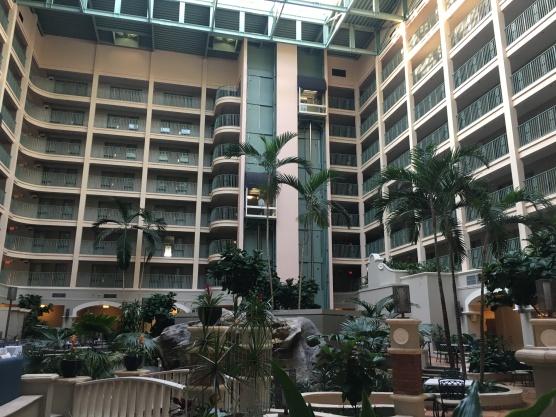 Sheraton Suites Atrium