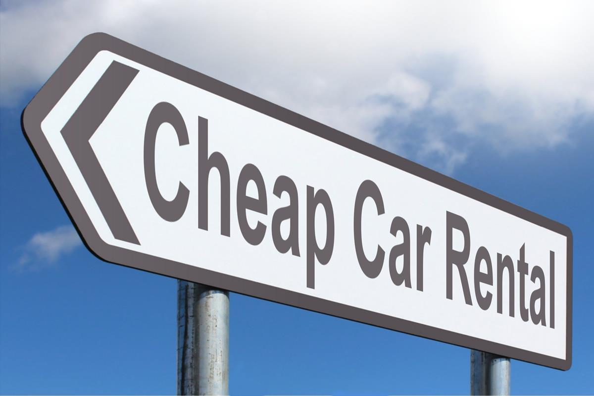 How To Get A Cheap RentalCar