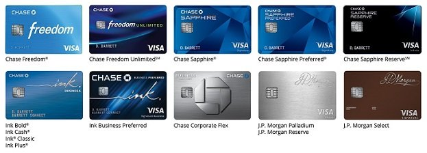 chasecards