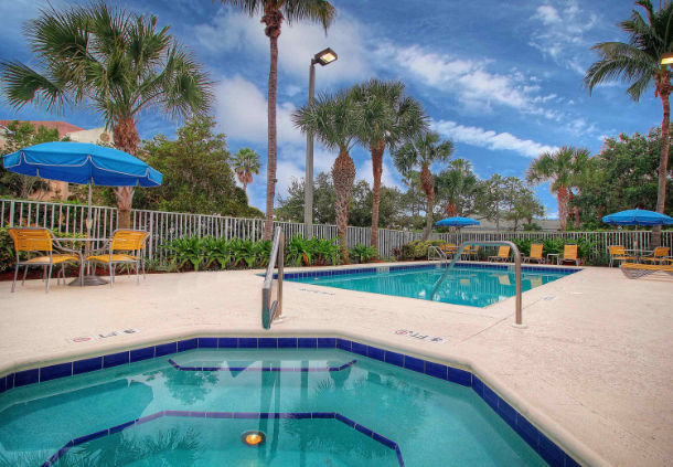 Hotel Review Fairfield Inn Suites West Palm Beach Jupiter Your Mileage May Vary