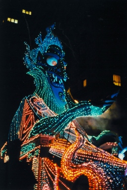 The (very cool) Hades float