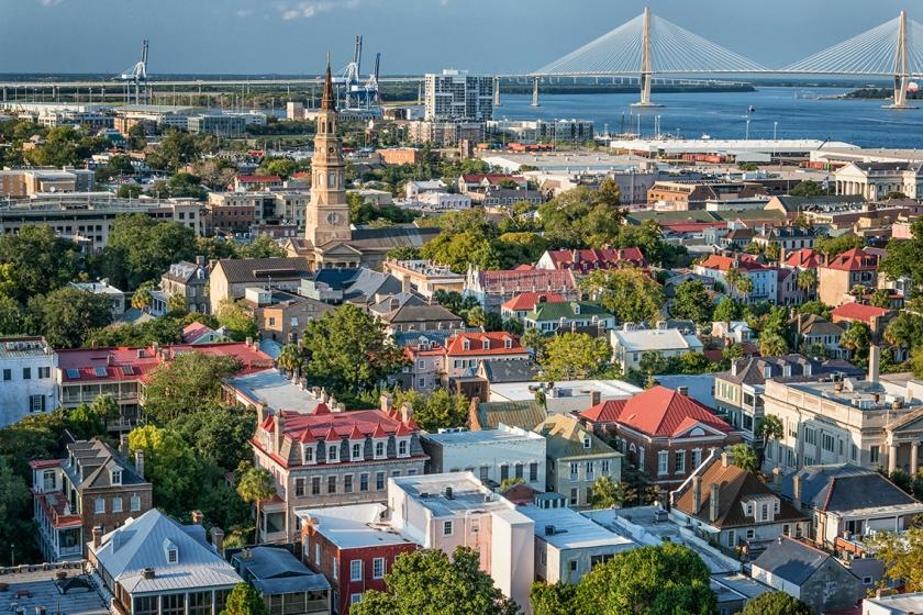 Charleston+Daytime