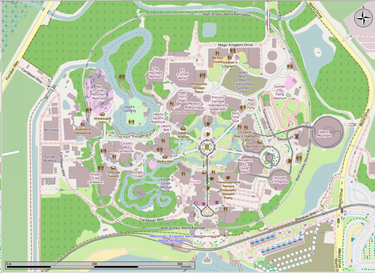 Disney Snubs History & Arts by Altering Beloved, Historic Magic KingdomIcon