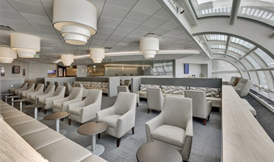 Airport Lounges Are Worth More Than Just All You Can Eat SnackMix