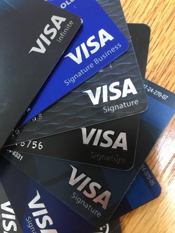 Visa Signature & Infinite