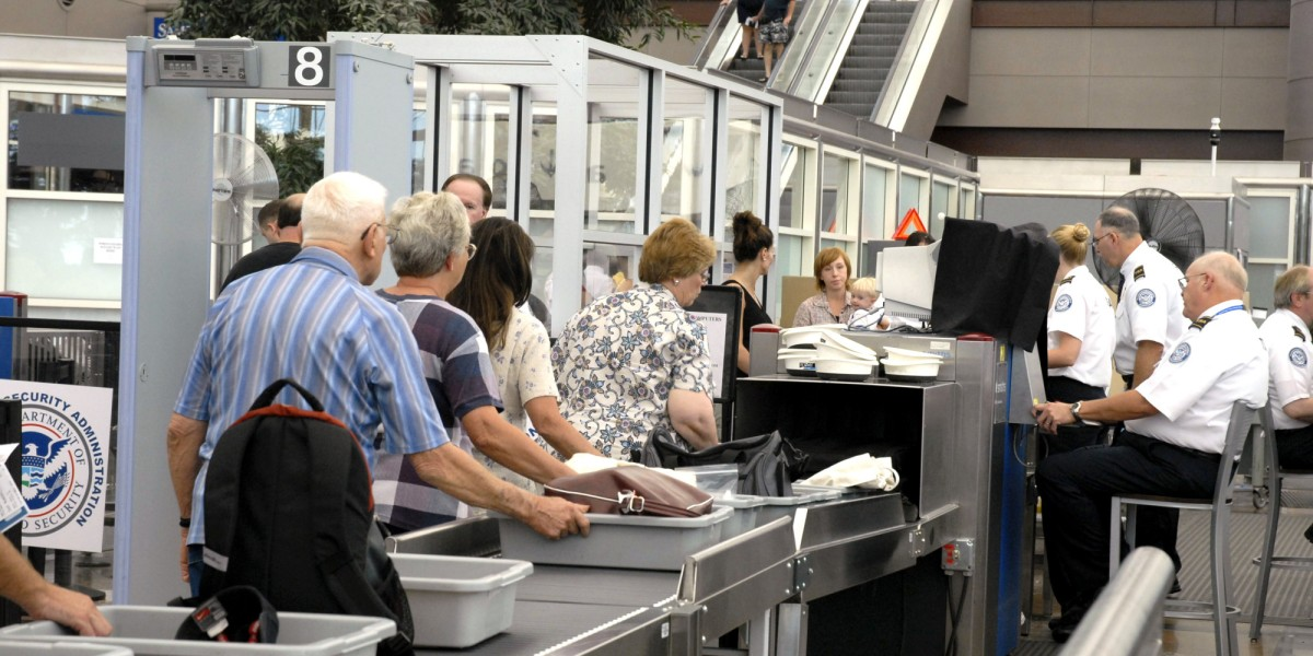 How To Get Through X-Ray or TSA Pre-Check As Quickly & Easily As Possible (Updated July,2018)