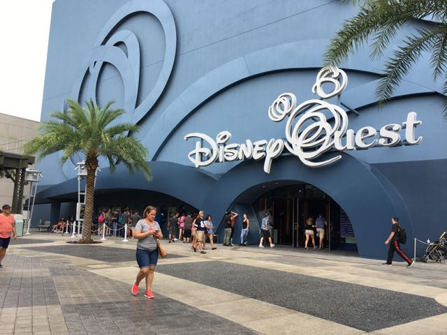 Wayback Wednesday: Bye, DisneyQuest! (Our Last Visit Before It Closed) (Updated July,2018)