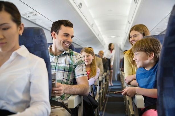 I Asked Airlines How I Could Make Sure I Would Sit With My Kids and Here's What They Said