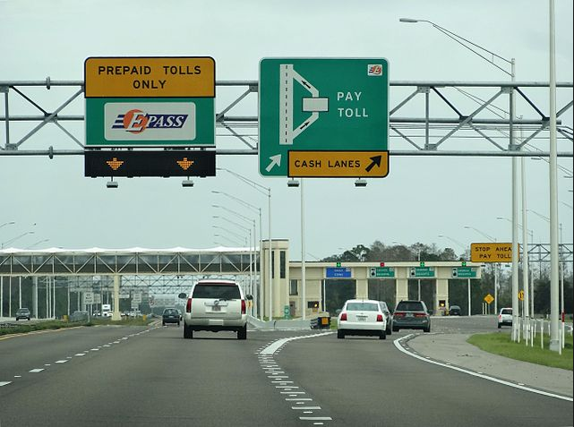 How To Avoid Crazy Toll Charges When Renting A Car in Orlando