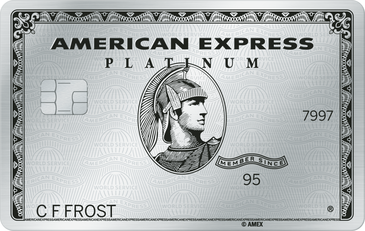 Credit Card Review: American Express Platinum Card