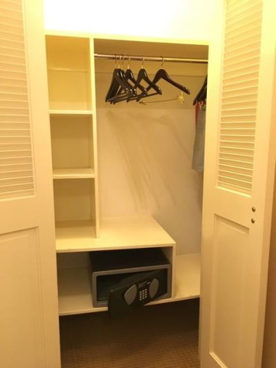 Closet and Safe