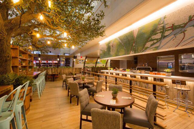 Restaurant Review: Cask & Larder, Orlando Int'lAirport