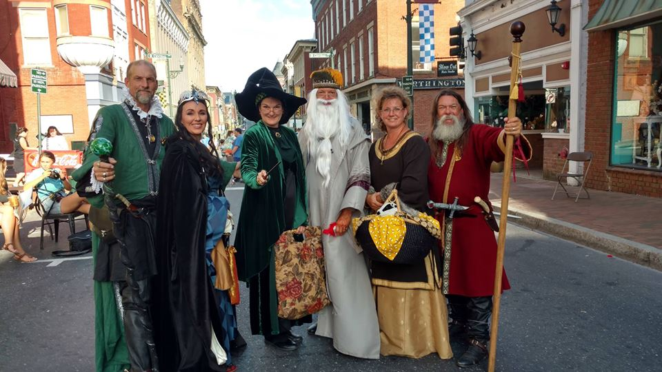 The Small Town That Turns Into A Harry Potter ThemedWonderland