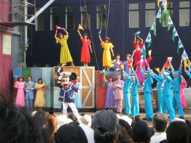 #TBT: Japan April 2005: One More Day at Tokyo DisneySea