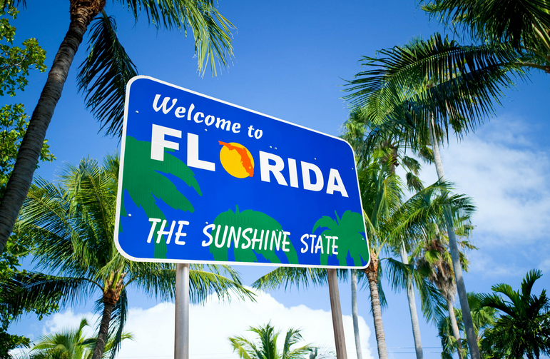 One-Way Car Rentals to Florida: Just $4.99/Day. Yes, Really!