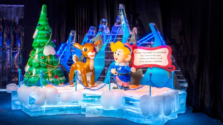 "Save Up To 40% on Tickets to Gaylord Resort's ""ICE!"" 72 HOUR FLASH SALE!"