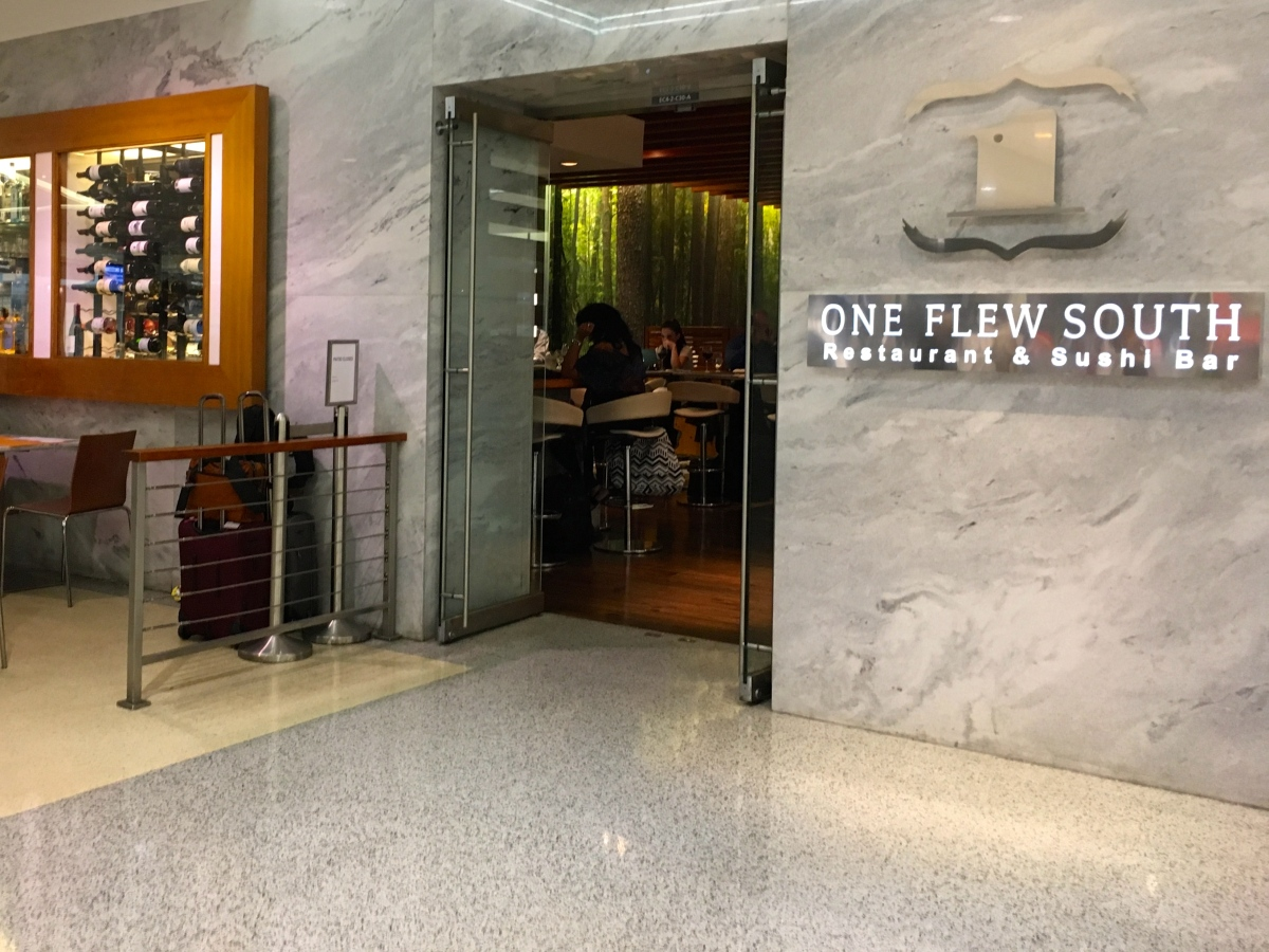 Restaurant Review: One Flew South, Hartsfield-Jackson Atlanta International Airport