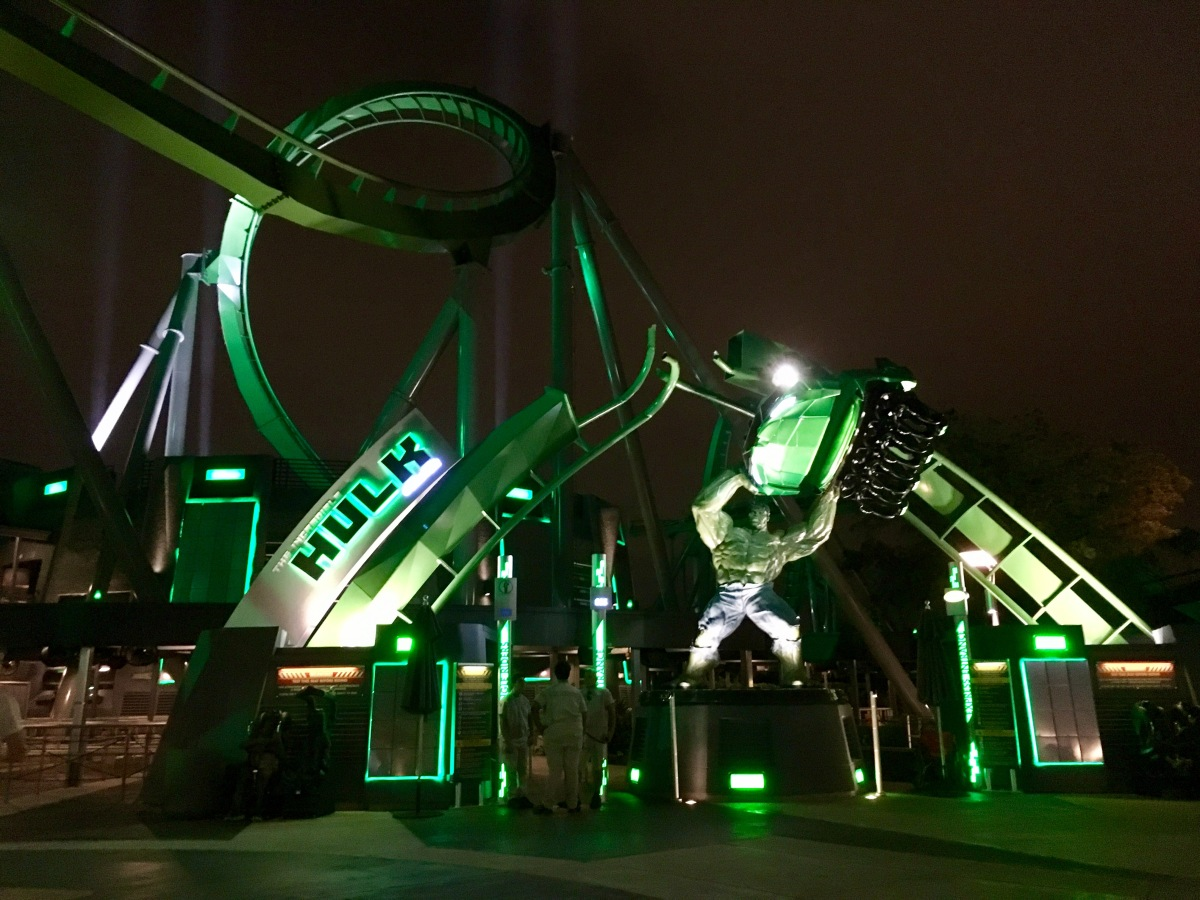 I Went to a Universal Orlando After-Hours Event; Here's What It Was Like