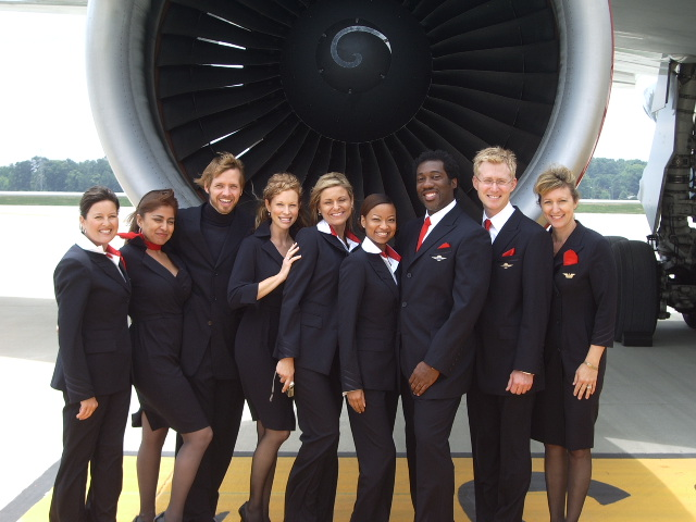 Delta Airlines' New Reality TV Show: Becoming A FlightAttendant