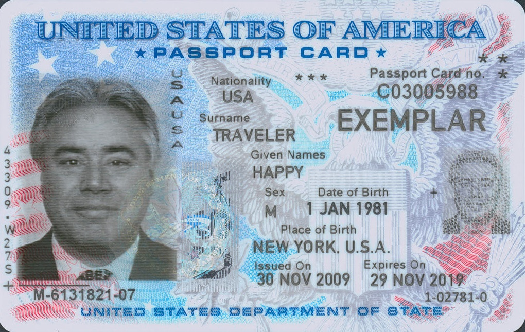 Should You Get a U.S. Passport Card?