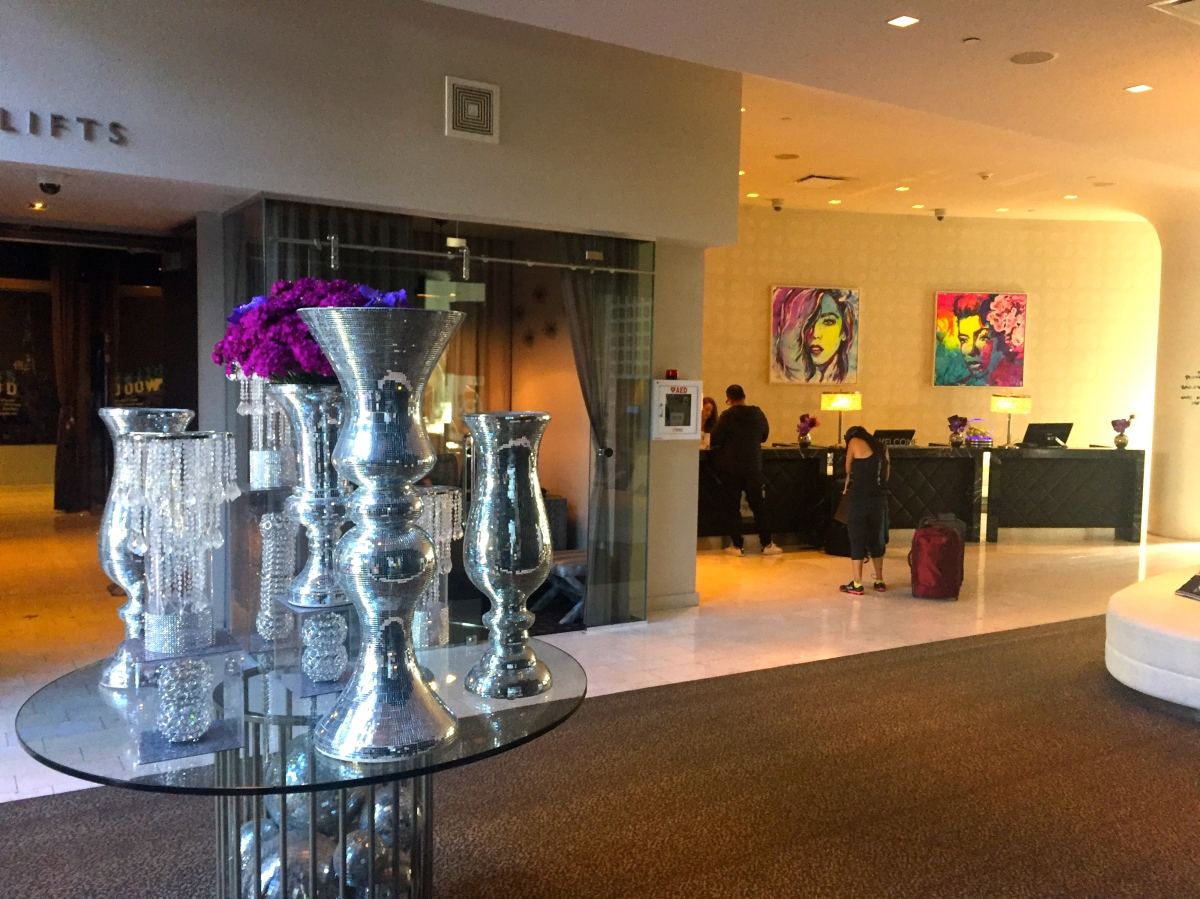 Hotel Review: W Hollywood, Hollywood,California