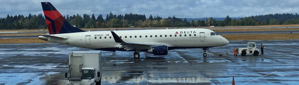 How We Got A Last-Minute Upgrade On Our DeltaFlight