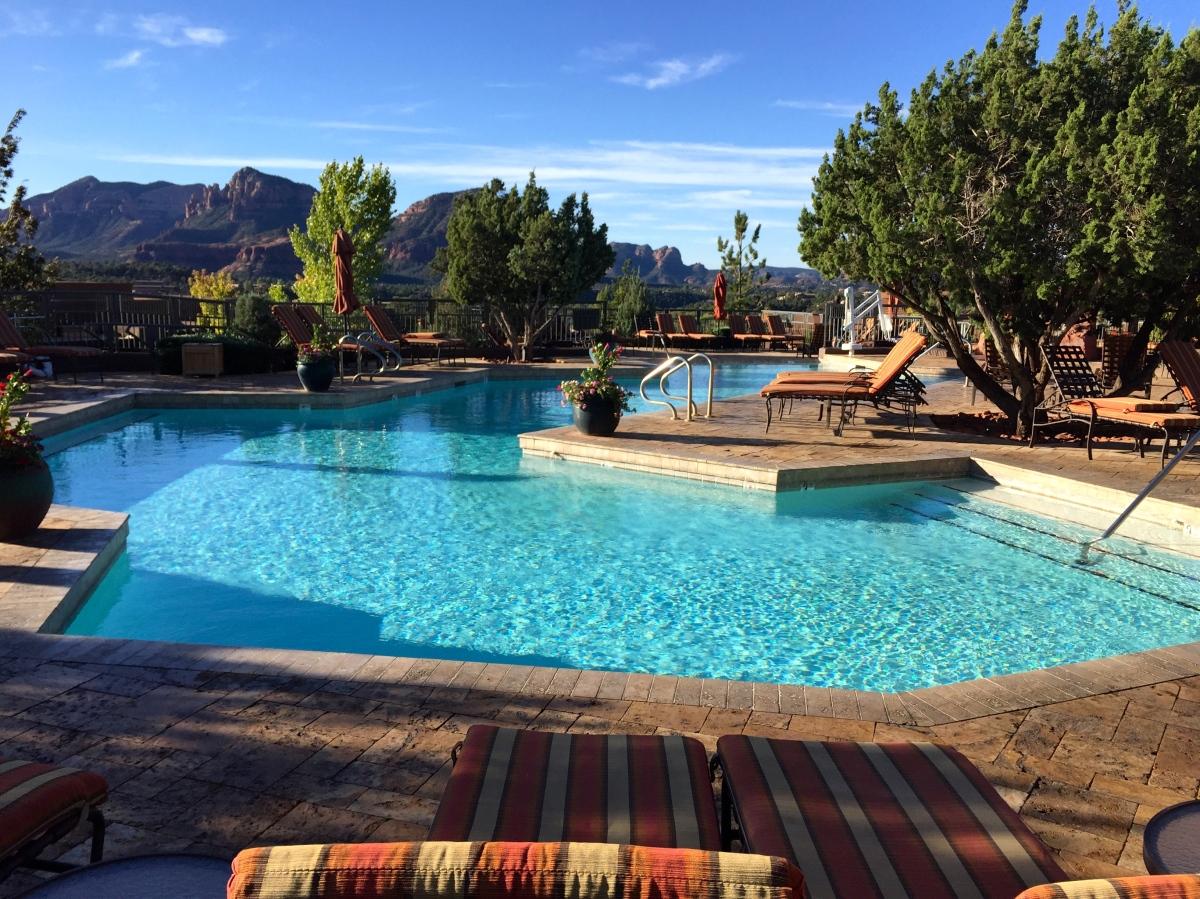 Hotel Review: Hyatt Residence Club Sedona, Piñon Pointe, Sedona,AZ