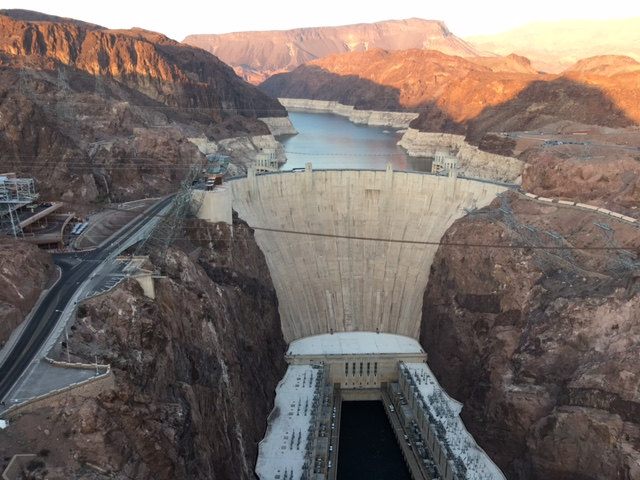 Joe Said I Had To Write About Our Visit to HooverDam