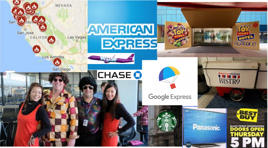 AMEX/Google Express Offers, Toy Story Hotel, A Hack For Black Friday Sales & More…