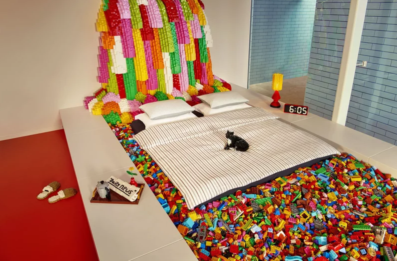 Win A Trip to Denmark & Stay At The LEGO House