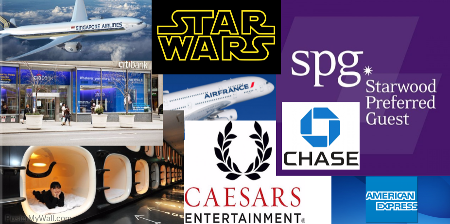 Changes to Credit Card Programs, Star Wars Pop-Up Bars, & More…