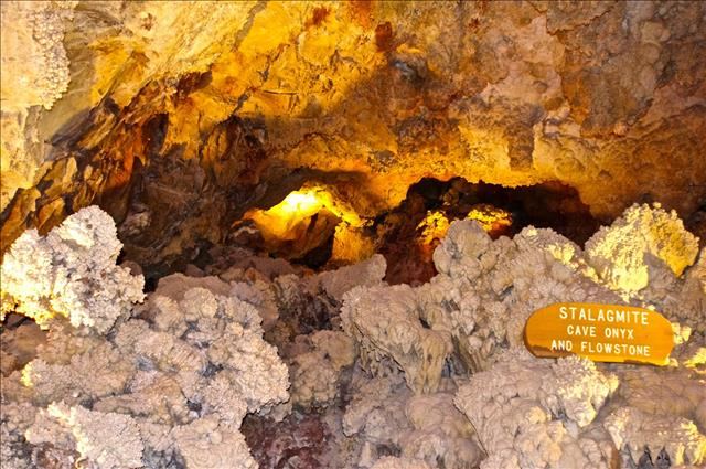 Our Visit to Grand Canyon Caverns (Warning! They Might Be Haunted!)