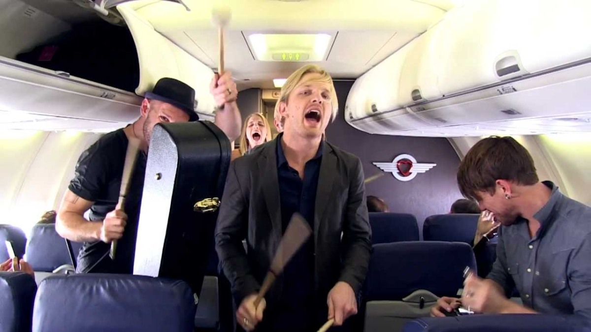Southwest Airlines Adds Live Concerts to its In-Air Entertainment