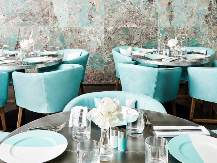 Ever Want to Actually Have Breakfast at Tiffany's? Now You Can!