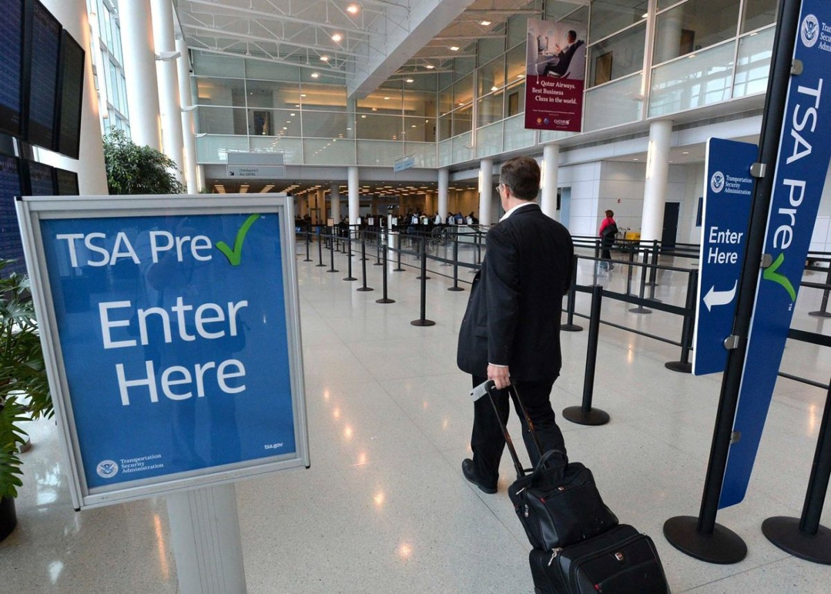 TSA Pre✓® Is Great, But Please Don't Use Your Points To Pay For It