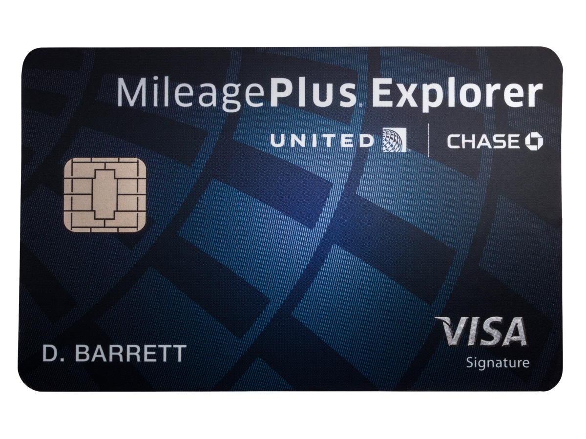 Credit Card Review: United MileagePlus® Explorer – Your Mileage ...