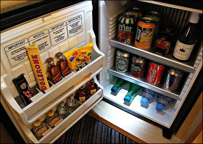 The Case Of The Mysterious MiniBar Charge