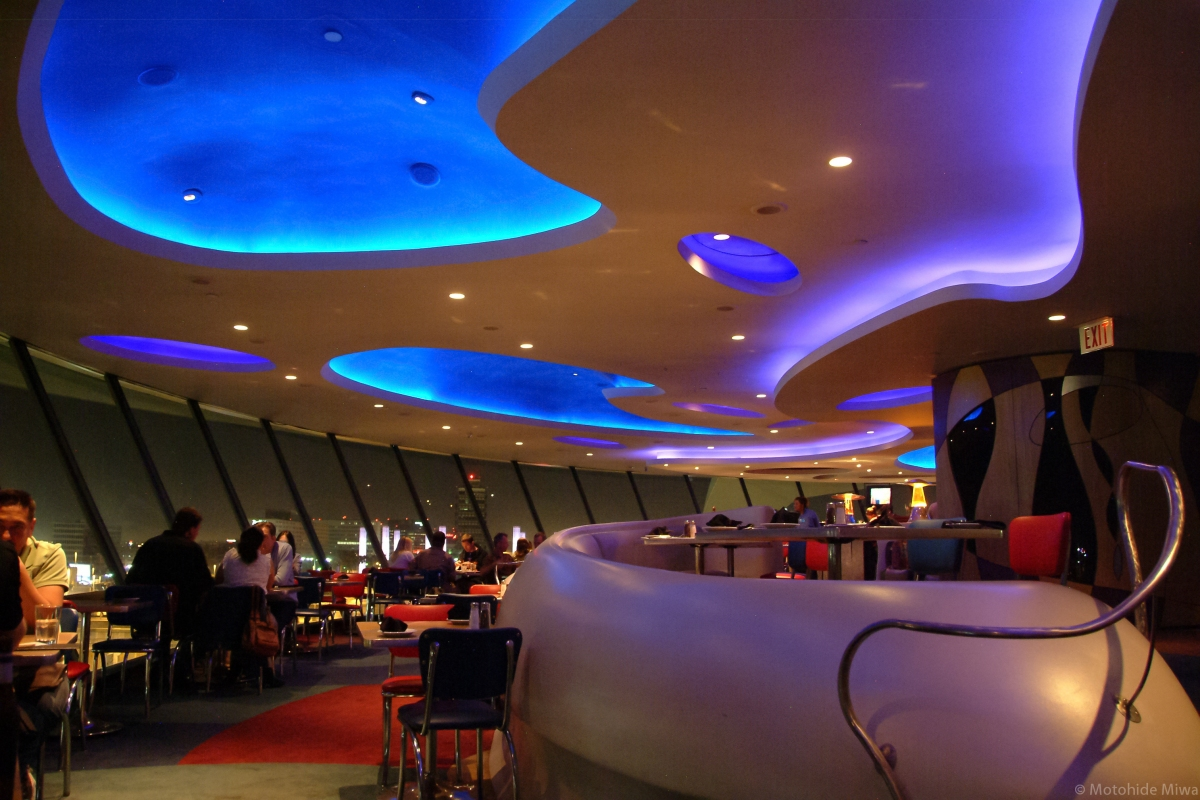 #TBT: The Airport Restaurant Designed By Walt Disney Imagineering