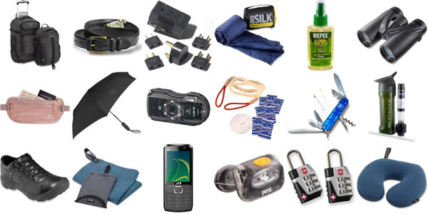10 Great Gifts ForTravelers