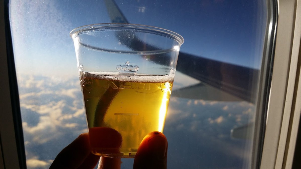 Free Wine & Beer To Be Served On American Airlines' New Flights