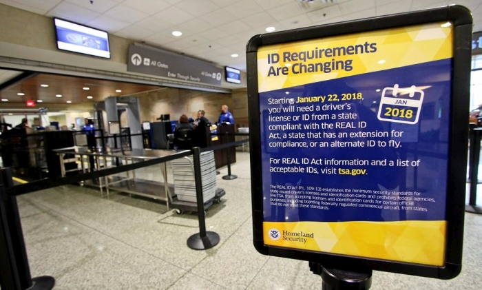 Remember That January 22nd Deadline To Have Real ID At The Airport?