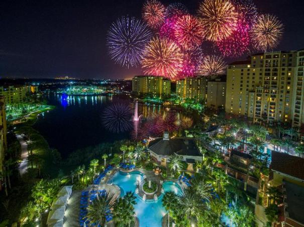 Wyndham fireworks
