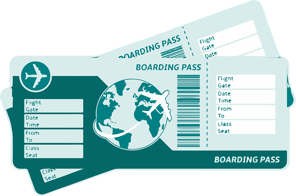 Safety Alert: What To NEVER Do With Your Boarding Pass