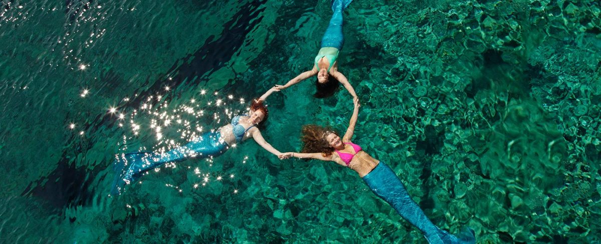 Ever Wanted To Be A Real Mermaid? This Weekend Camp Can Make It Happen!