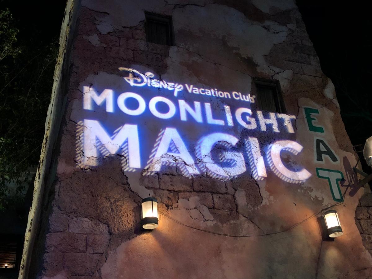 DVC Moonlight Magic Event at Disney's Animal Kingdom (March,2018)