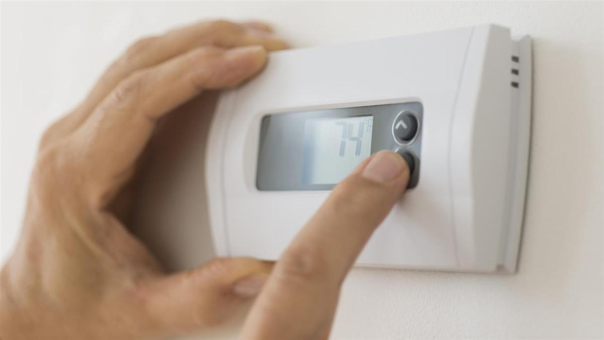 How To Override Hotel Thermostat Settings