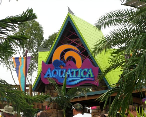 Aquaticaentrance