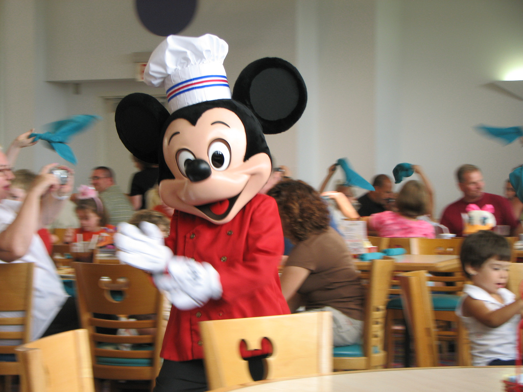 A Guide To Every Disney Character Meal In The U.S.A. (WDW, DL & Aulani) (Updated 04/18)