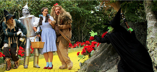 Fan of The Wizard of Oz? Then You HAVE To Go Here!